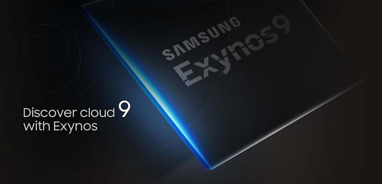 SoC Exynos 9 Series 8895 de Samsung : 10 nm FinFet, 8 cœurs et modem 4G Gigabit