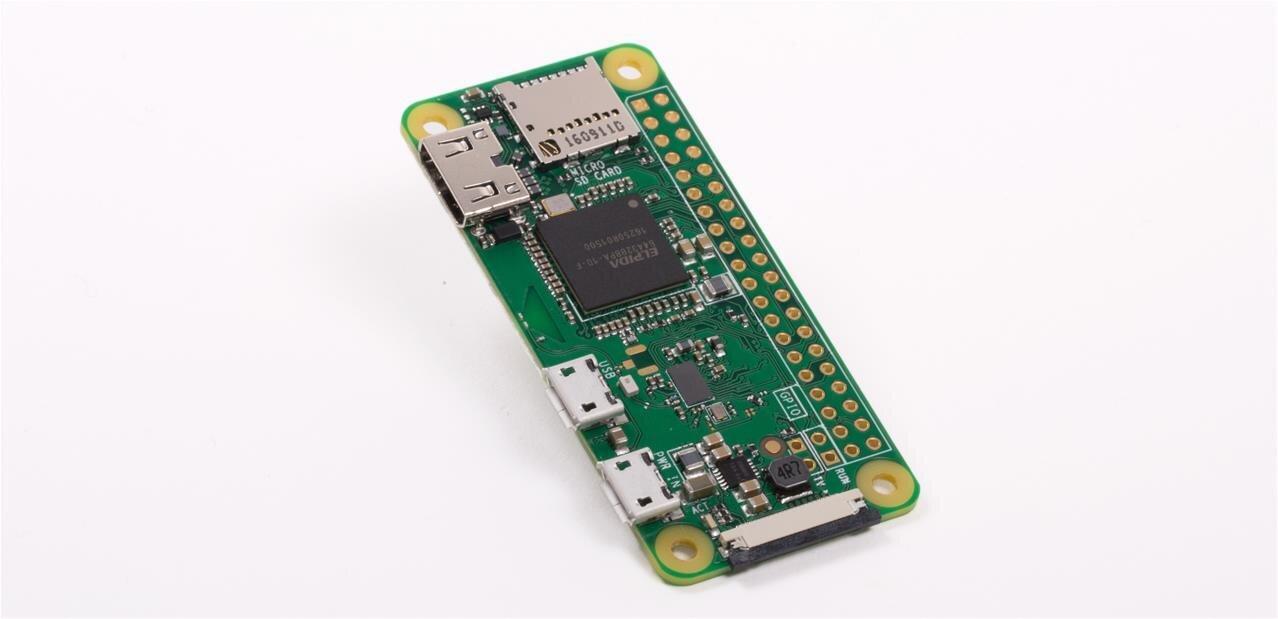 Raspberry Pi Zero W : Wi-Fi et Bluetooth pour 10 dollars, un boîtier officiel