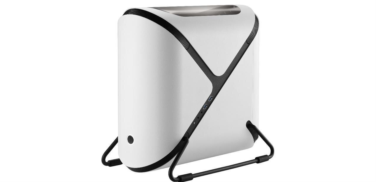 Un boitier mini-ITX aux allures de tourelle Portal chez BitFenix