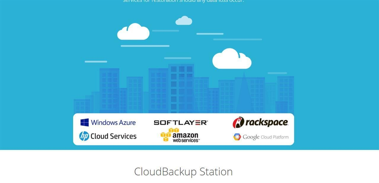 Cloud Backup Station : QNAP ajoute des services, dont Amazon, Google et OpenStack