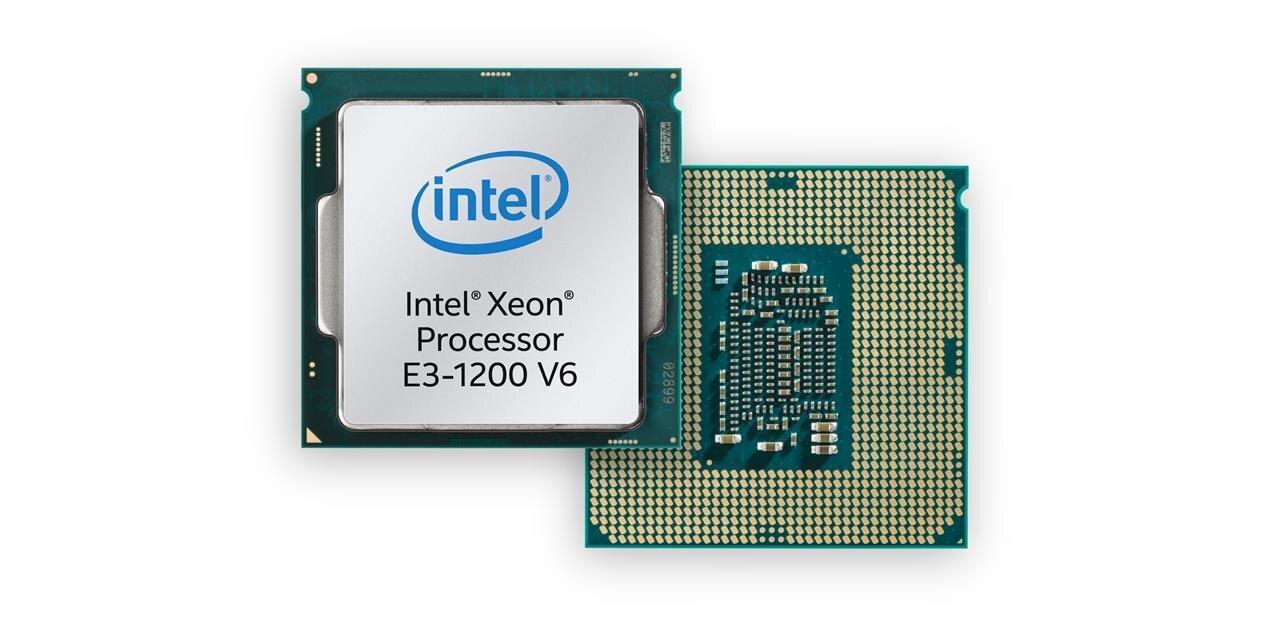 Processeurs : Intel continue de faire comme si de rien n'était, et annonce ses Xeon E3-1200 v6