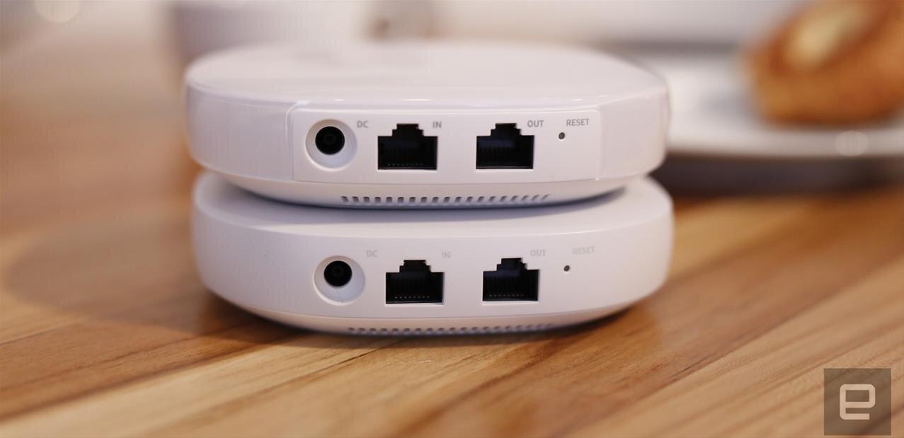 Avec son routeur Wi-FiConnect Home, Samsung veut aussi contrôler les objets connectés